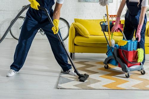 Nettoyage d'appartements à Paris